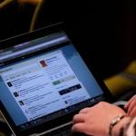 iPad-Twitter