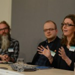 Data journalism panel