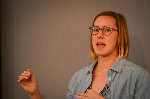 Hannah Waldram, community manager, EMEA, Instagram