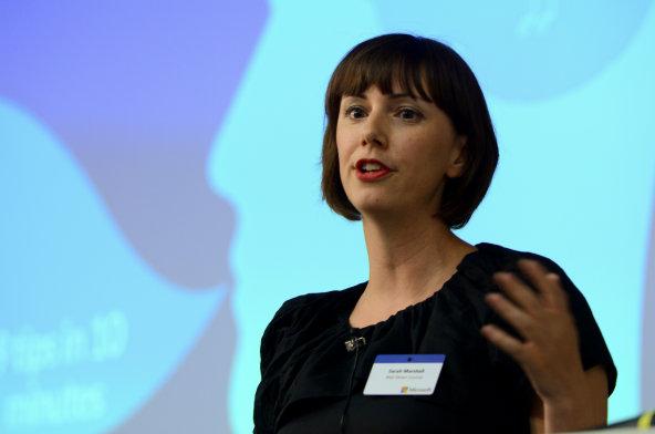 Journalist Social Media Toolbox-Sarah Marshall