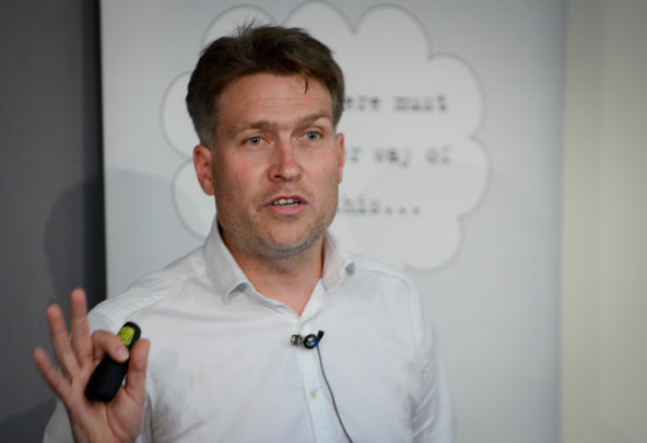 Stijn Lehaen - VRT Start Up