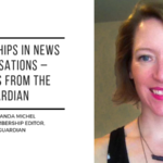 Memberships in news organisations – lessons from the Guardian