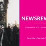 Newsrewired early bird offer